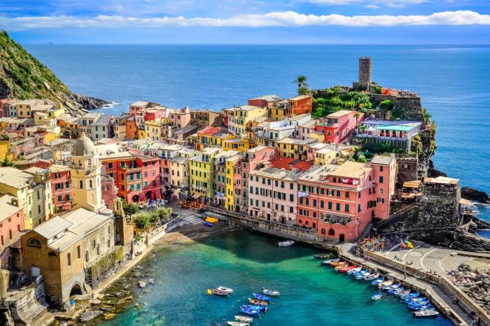 LIGURIA: Genoa –The Fascinating Port City