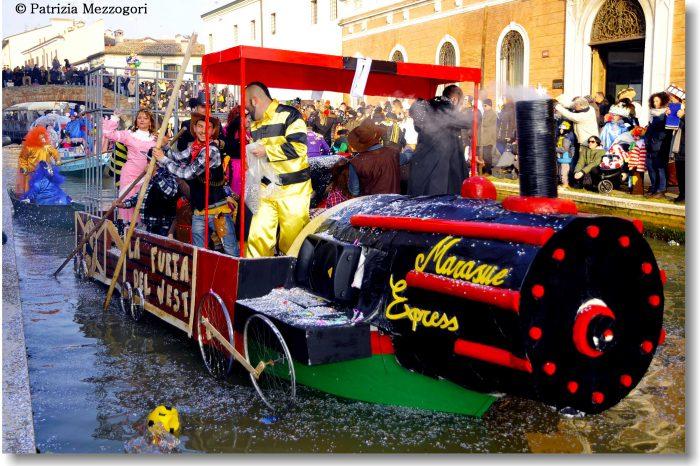 COMACCHIO (Emilia Romagna) Carnival