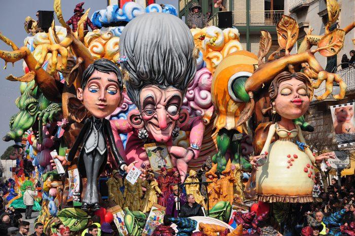 PUTIGNANO (Puglia) Carnival