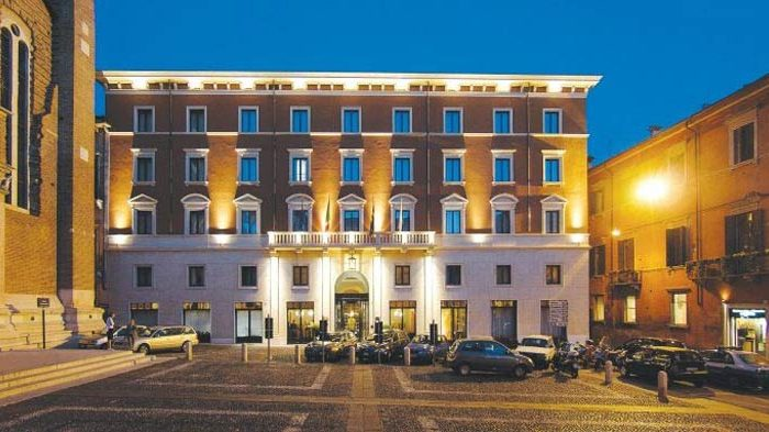 MICE – Verona – DUE TORRI HOTEL 5*