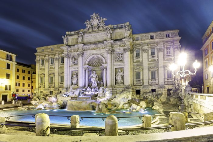 ROME Fountains – Private City Tour