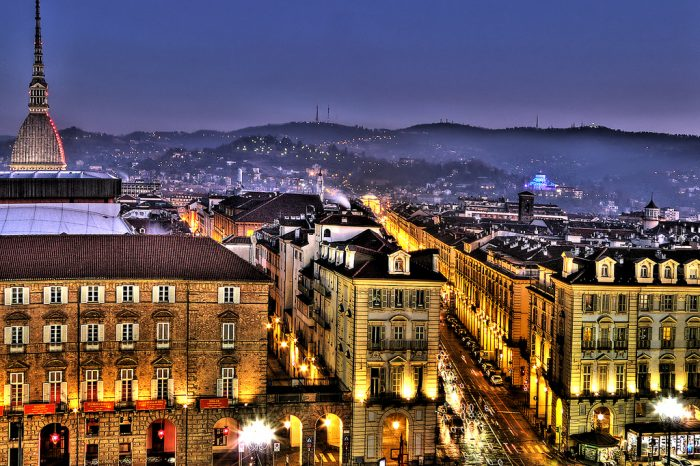 TURIN – Private City Tour
