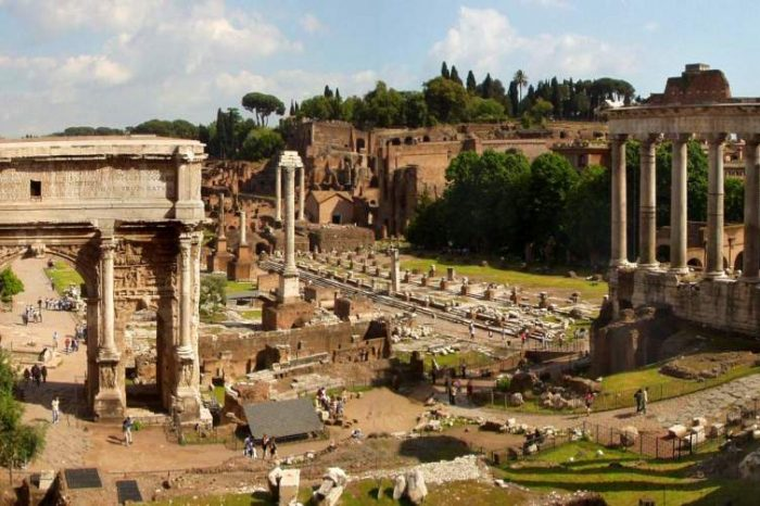 ROME Ancient – Private City Tour