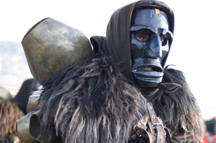 Mamoiada (Sardinia) Carnival