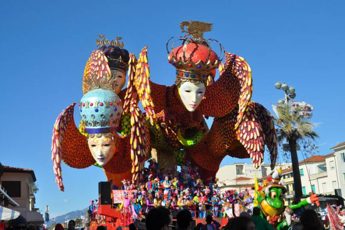VIAREGGIO (Tuscany) – Carnival