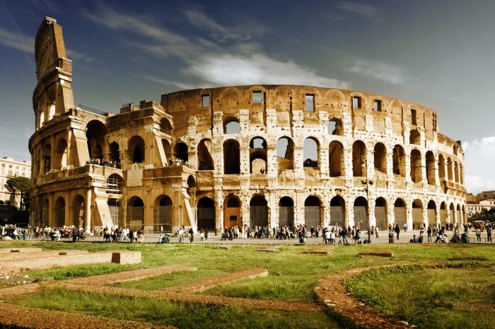 ROME The Imperial Tour – Collected Tour in English