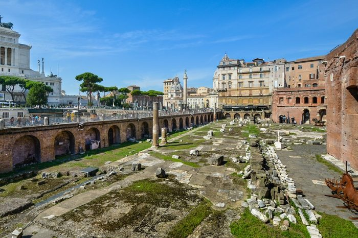 ROME Baroque II – Private City Tour
