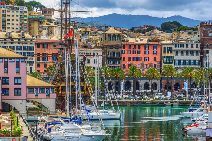 GENOA – Private City Tour
