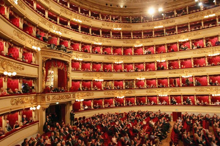 MILAN La Scala The Theatre & Museum – Private City Tour