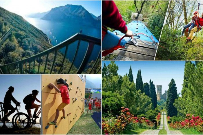 GARDA LAKE – Adventure & Fun Tour