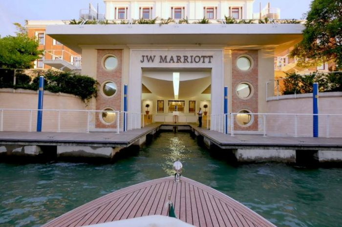 MICE – Venice – Hotel JW MARRIOTT VENICE RESORT & SPA 5*