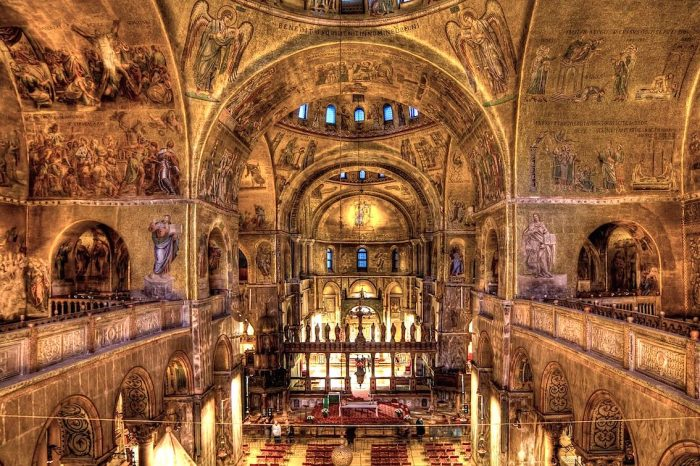 VENICE Byzantine – Collected Tour in English