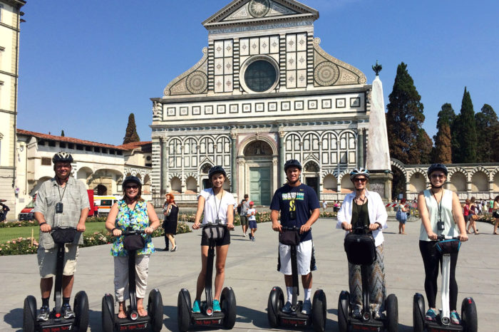 FLORENCE in Segway and other