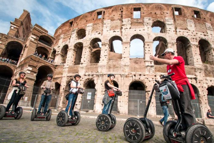 ROME in Segway and other