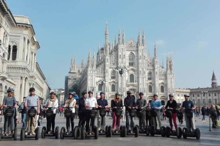 MILAN in Segway and other