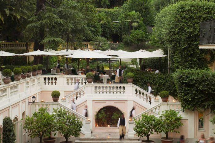MICE – Rome – HOTEL DE RUSSIE 5*