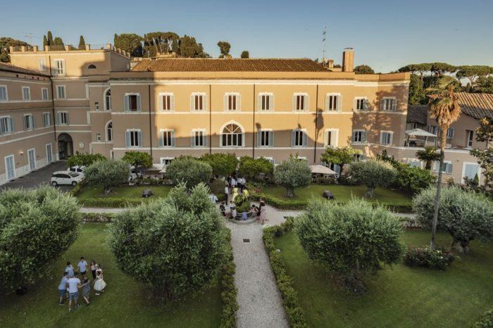 MICE – Rome – KOLBE HOTEL ROME 4*