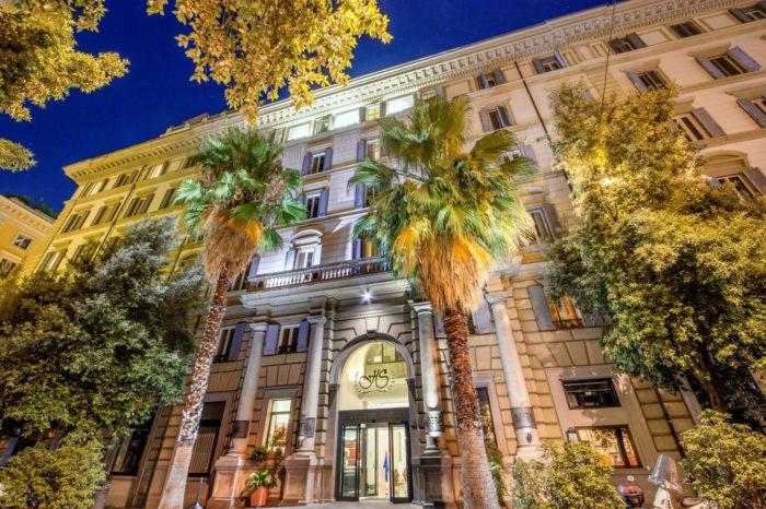 MICE – Rome – SAVOY ROMA HOTEL 4*