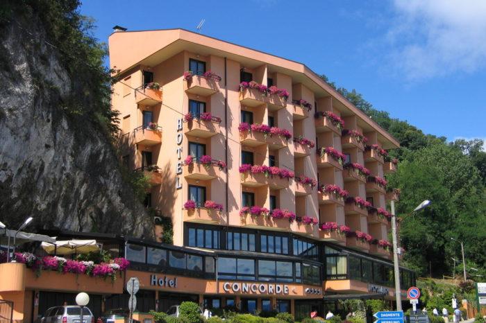 MICE – Lago Maggiore Arona – HOTEL CONCORDE 4*