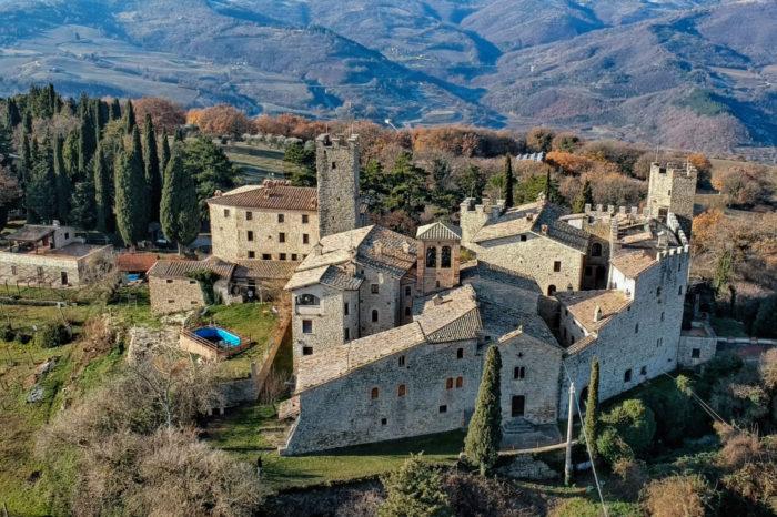 MICE – Perugia – CASTELLO GIOMICI