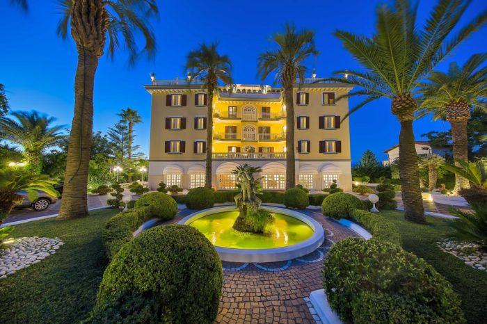 MICE – Castellammare di Stabia – LA MEDUSA DIMORA DI CHARME HOTEL & BOUTIQUE SPA 4*