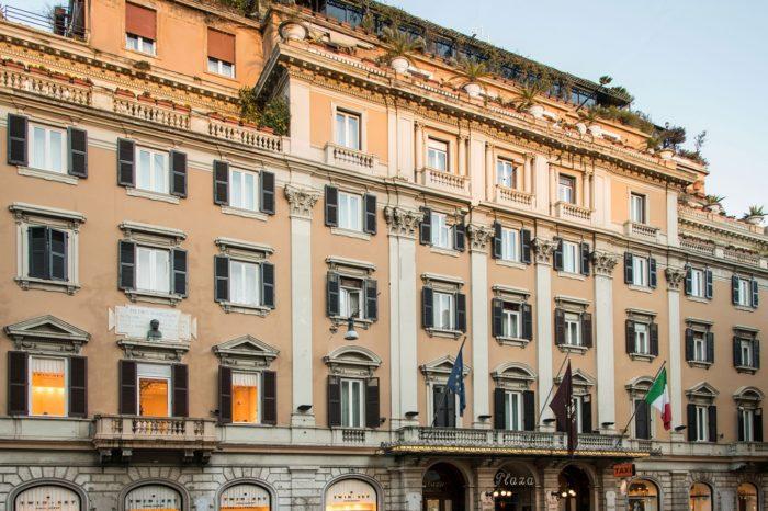 MICE – Rome – GRAND HOTEL PLAZA ROMA 5*