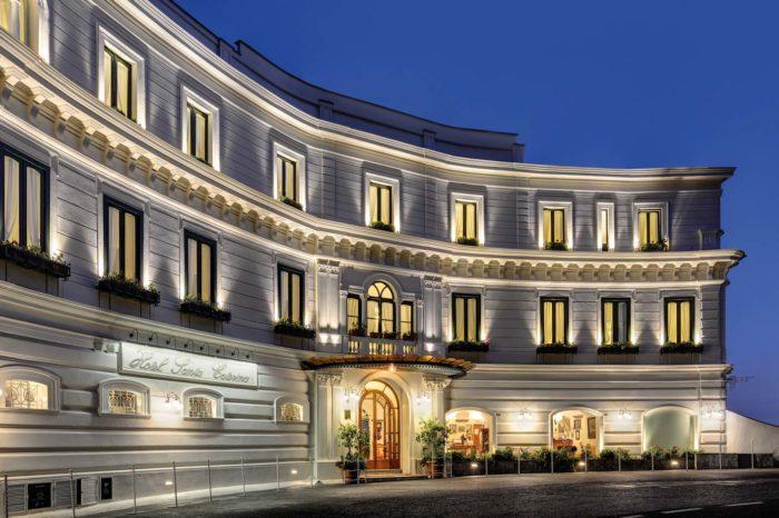 MICE – Amalfi – HOTEL SANTA CATERINA 5*L