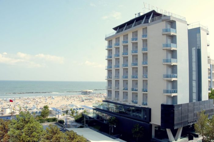 MICE – Cattolica – VICTORIA PALACE HOTEL 4*