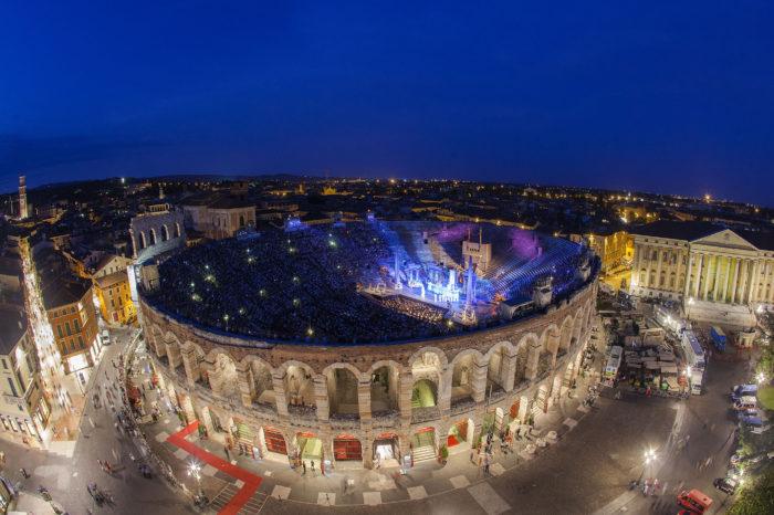 Arena di Verona Package – Venice/Milan