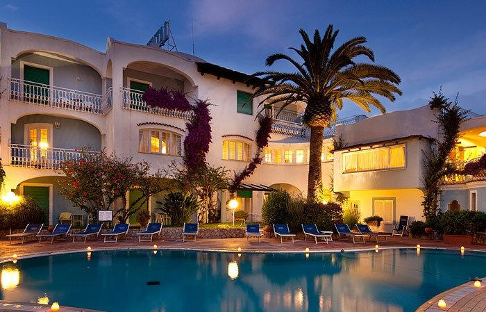 MICE – Ischia – HOTEL RE FERDINANDO DELLE TERME 4*