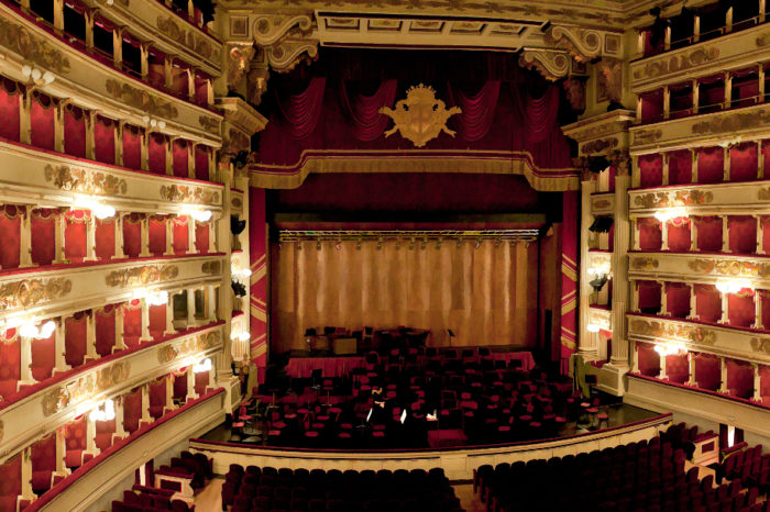 Corporate Events – MILAN – Teatro alla Scala