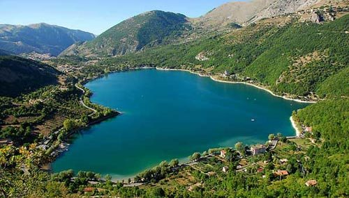 """""""Europe central and its lakes"""""""