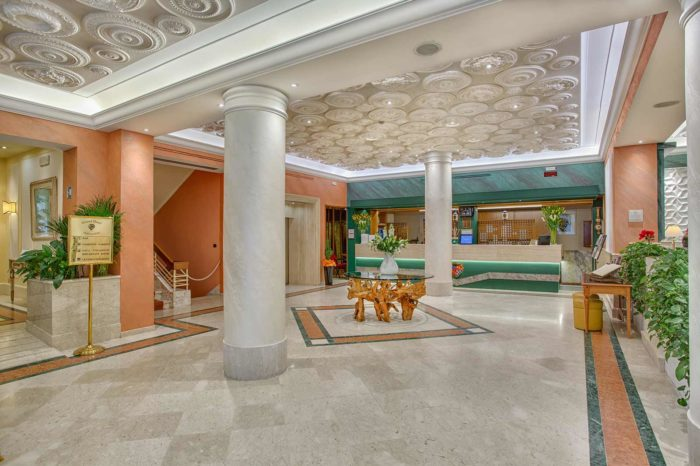 MICE – Florence – GRAND HOTEL ADRIATICO 4*