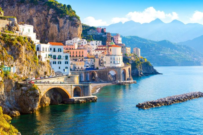 CAMPANIA: from Sorrento to Amalfi Coast – Collected Tour in English