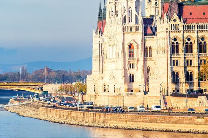 """European Capitals: Rome – Vienna & Prague"""