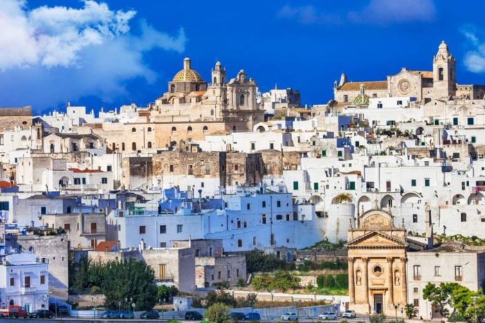 PUGLIA – Tour Proposals And Life Experience
